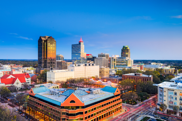 Enjoy Raleigh with our cleaning services